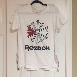 Reebok long t-shirt